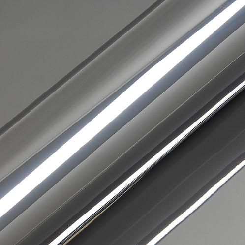 Hexis HX30SCH03B Super Chrome Titanium gloss, 1370mm rol van 10 str.m.
