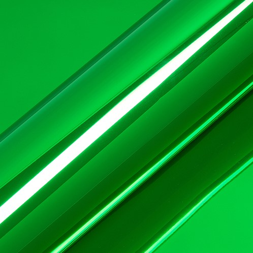 Hexis HX30SCH04B Super Chrome Groen Gloss, 1370mm