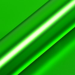 HEXIS HX30SCH04B Super Chrome Groen, 1370mm rol van 2,55 str.m.