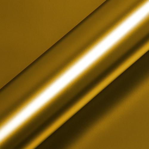 Hexis HX30SCH07S Super Chrome Gold satin, 1370mm rol van 1,1 str.m.