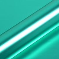Hexis HX30SCH09S Super Chrome Turquoise Satin, 1370mm
