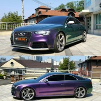 Hexis Skintac HX30VVSB Kever groen/ violet glans 1520mm-1