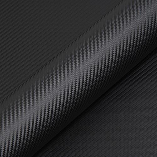 Hexis HX45CA891B Raven Black Carbon Premium, 1370mm rol van 25 str.m.