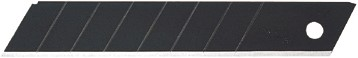 OLFA Reservemesjes Excel Black 18 mm LBB-10