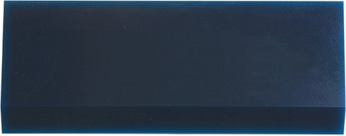 "5""x 2"" Blue Max blade, beveled"