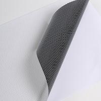 Hexis MICRO1 Polymeer microgeperforeerde printmedia 30m x 1050mm-1