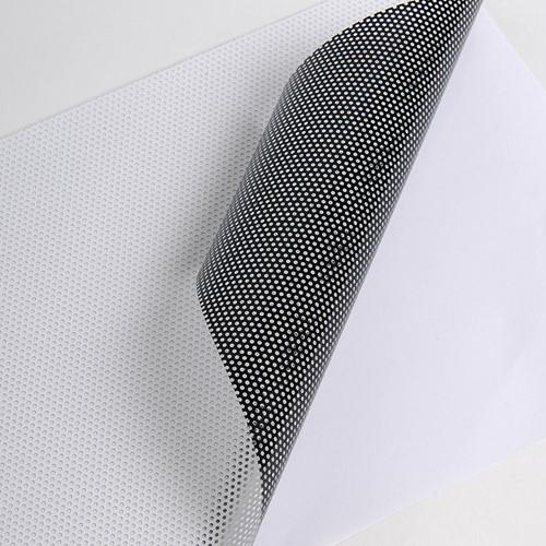 Hexis MICRO1 Polymeer microgeperforeerde printmedia 30m x 1370mm-1
