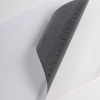 Hexis MICRO2 Polymeer microgeperforeerde printmedia 30m x 1370mm-1