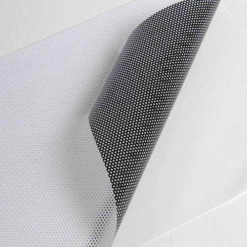 Hexis MICRO2 Polymeer microgeperforeerde printmedia 30m x 1000mm