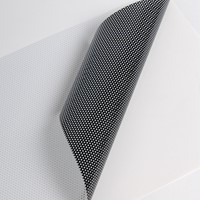 Hexis MICRO6 Monomeer microgeperforeerde printmedia 50m x 1370mm-1