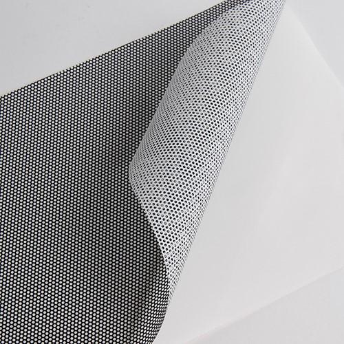 Hexis MICROINSD Monomeer microgeperforeerde printmedia 25m x 1370mm