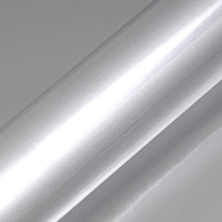 Hexis Polyester P6870 Geborsteld aluminium 1230mm