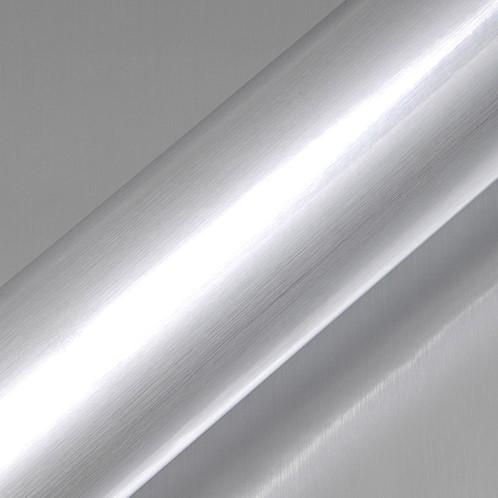 Hexis Polyester P6870 Brushed Aluminium 1230mm