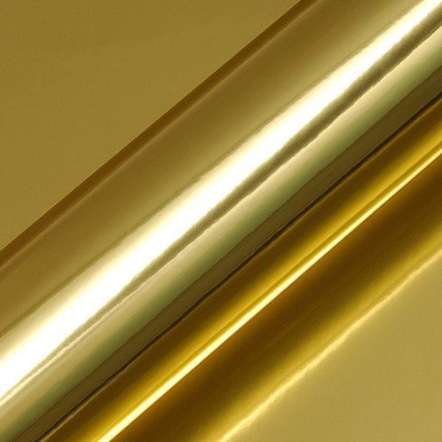 Hexis Polyester P6871 Chrome Gold 1230mm