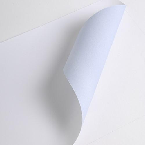 Hexis PAP132DB Gecoat mat papier - Blue back 61m x 1,372m