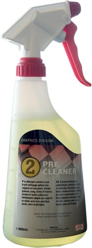 Hexis System 1-2-3 Step 2: Precleaner - 1l   UITLOPEND