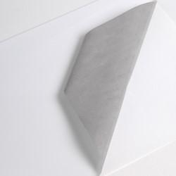 Hexis VCSR300WG1 Monomeer printmedia met versterkte lijmlaag 45m x 1370mm
