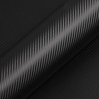 Hexis Suptac S5CANB Zwart carbon 1520mm-1