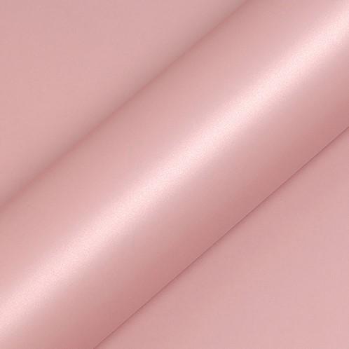 Hexis S5DP07 Etched Glass Pink 1230mm UITLOPEND