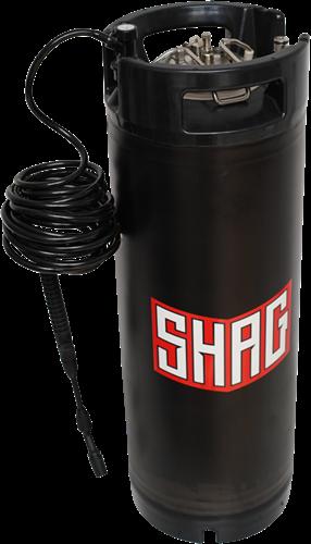 SHAG metalen sprayer 19 liter