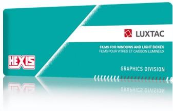 Kleurenwaaier Hexis Luxtac Swatchbook
