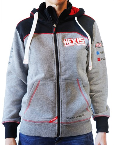 HEXIS Hooded sweater M