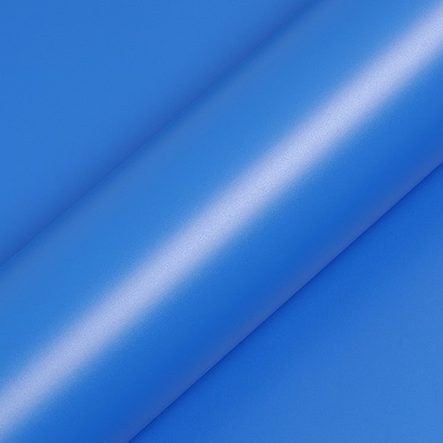 Hexis Translucent T5127 Adriatic Blue 1230mm