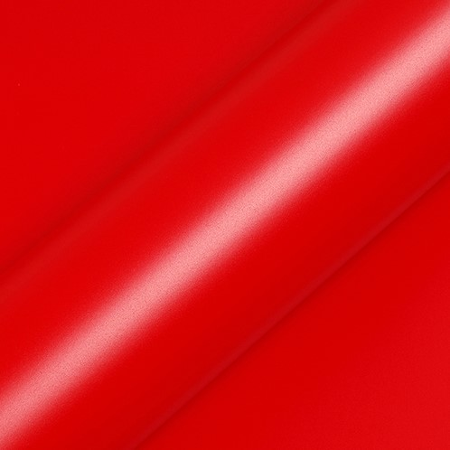 Hexis Translucent T5186 Tomato Red 1230mm