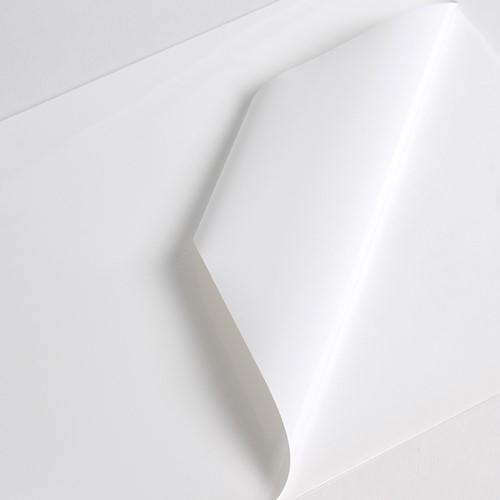 Hexis VCSR101WG1 Gegoten printmedia met versterkte lijmlaag 1m x 1370mm-1