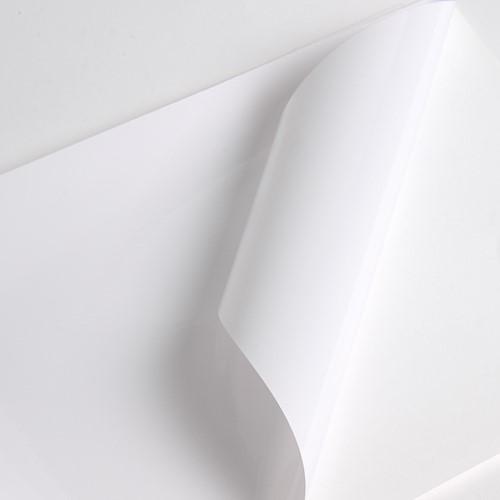 Hexis VCSR301WG1 Monomeer printmedia met versterkte lijmlaag 45m x 1600mm-1