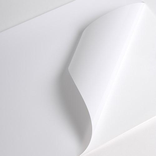 Hexis VCSR301WM1 Monomeer printmedia met versterkte lijmlaag 45m x 1370mm-1