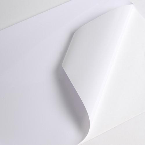 Hexis VCXR201WG1 Polymeer printmedia, versterkte lijmlaag 40m x 1370mm