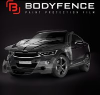 Hexis BODYFENCE car protection film 1520mm-2
