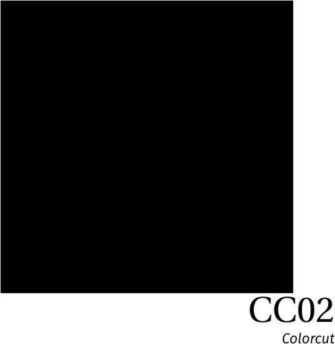 ColorCut CC02 Black