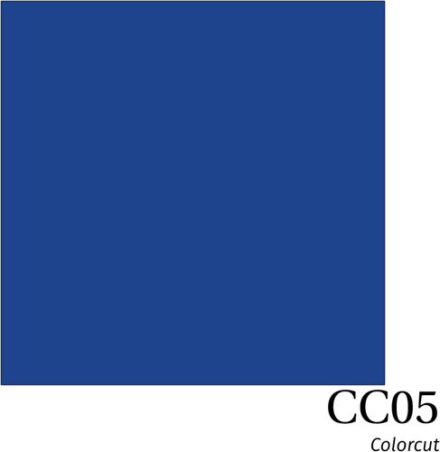 ColorCut CC05 Royal Blue