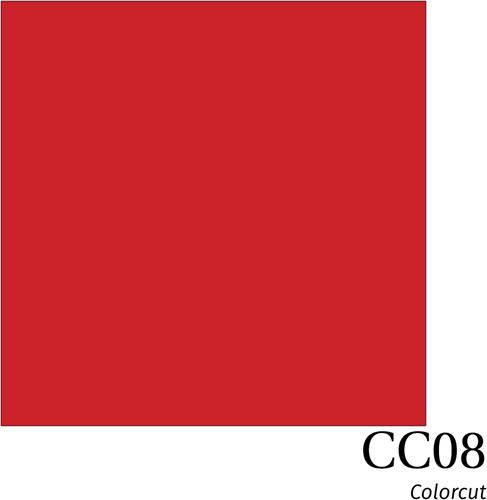 ColorCut CC08 Red