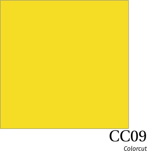 ColorCut CC09 Yellow