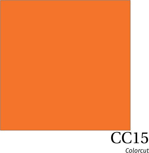 ColorCut CC15 Orange