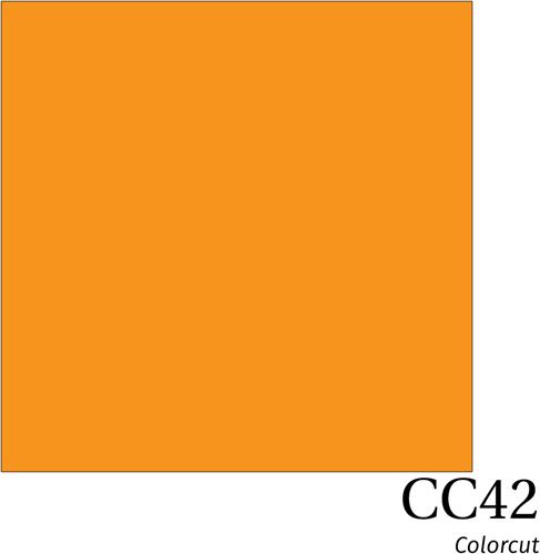 ColorCut CC42 Fluo Orange