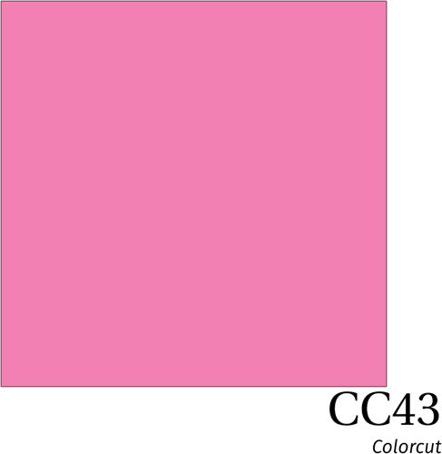 ColorCut CC43 Fluo pink