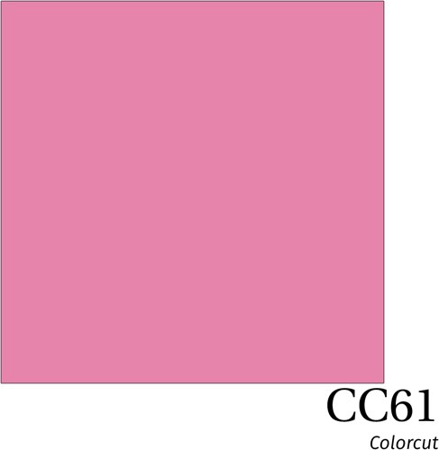ColorCut CC61 Baby Pink