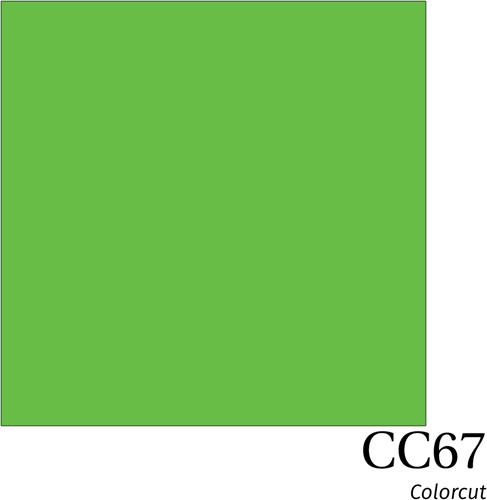 ColorCut CC67 Apple Green