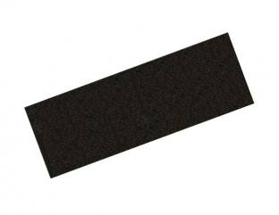 Yellotools FeltPad´s Black 10cm 5er