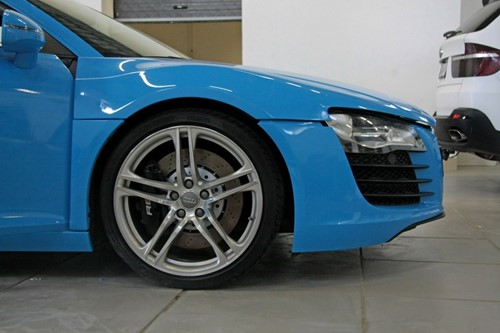 Hexis Skintac HX20299B Olympisch blauw glans 1520mm-1