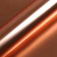 Hexis HX30SCH12S Super Chrome Rose Gold satin,1370mm rol van 7 str.m.