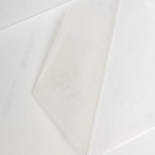 Papieren schutvel met siliconenlaag, 60m x 1,37m