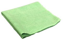 Groene premium microvezeldoek