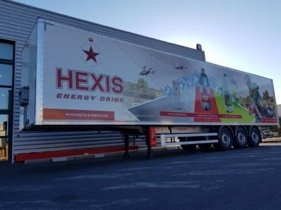 Hexis R85120 Reflective printable film, 1,22m x 20m