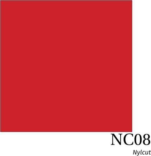 Nylcut NC08 Red