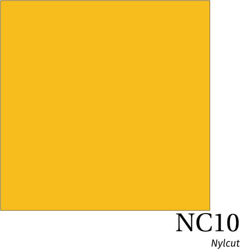 Nylcut NC10 Orange Yellow
